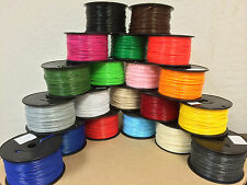 Pla/Abs filament for 3D printer , only $3 /spool, 18 colors / Box