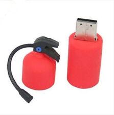 Fashion Hot Cartoon Fire extinguisher Model 8GB USB 2.0 Memory Flash Pen Drive