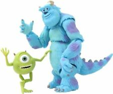 Sci-fi Revoltech 028 Monsters Inc. Sulley & Mike Kaiyodo 2011