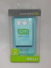 Case-Mate Gelli Flexible Case for HTC Desire HD / Inspire 4G Blue NEW in Box