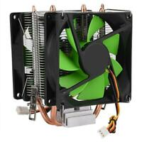 CPU Cooler 90mm 3Pin Heatsink Quiet fans for Intel LGA775/1156/1155 for AMD AM2/