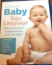 Teresa R. Simpson Baby Sign Language Book and Dvd