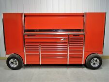 Snap On Red TUV Pit Box Tool Wagon Tool Box  - WE SHIP