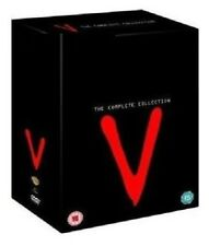 V  (1983-1984) COMPLETE Original TV MiniSeries+Final Battle+Series UK DVD not US