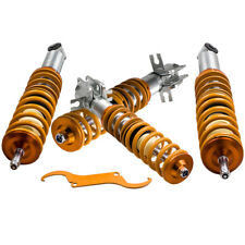 For VW Rabbit Golf MK1 Height Adjustable Coilover Suspension Lowering Kit Sale