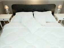 Bettdecke aus Microfaser Steppdecke Hypoallergen Ganzjahresdecke 135 x 200 cm