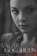 Game of Thrones Valar Morghulis Season 4 Margaery HBO TV Poster - 12x18