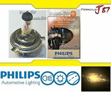 Philips Moto Vision 9003 HB2 H4 60/55W One Bulb Head Light Replace Motorcycle