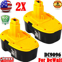For Dewalt 18V XRP Battery DC9096-2 DC9098 DC9099 DW9095 DE9039 Drill 18-VOLT