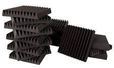 Pyle 24 Pack Studio Soundproofing Panels, Recording Foam Wall Tiles, 12'' x 12''