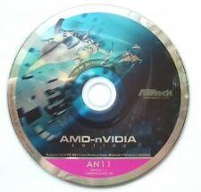 CD Driver Mainboard AMD-nVIDIA AN11 per K7NF2-RAID e K8UPGRADE-NF3 scheda madre