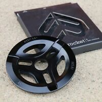 ECLAT BMX BIKE VENT GUARD BICYCLE SPROCKET BLACK 25T OR 28T CULT FIT SUNDAY