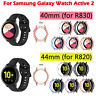 5pcs Protector Case Cover for Samsung Galaxy Watch Active 2 R830 40mm R820 44mm