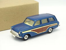 Corgi Toys 1/43 - Ford Consul Cortina Super Estate Car Bleue