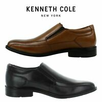KENNETH COLE New York Men's Slip On Leather Shoes - VARIETY
