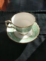 fine bone china crown england tea cup and plate flower