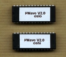 WALDORF MICROWAVE 1 Upgrade - V2.00 - Latest OPERATING SYSTEM