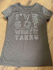 Girls C9 I've Got What It Takes athletic Shirt. Large 10/12