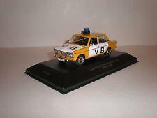 1/43 LADA 2103 VB Police 1980 IST FoxToys IXO Fox 010