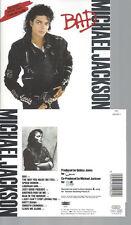 CD--MICHAEL JACKSON BAD--MADE IN AUSTRIA