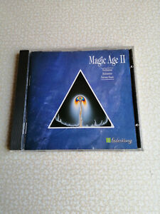 MAGIC AGE II - MEDITATION RELAXATION FANTASY-MUSIC - CD - NEW