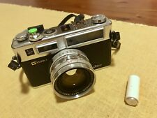 MINT CONDITION - Yashica Electro 35 GSN 35mm Rangefinder Film Camera - Japan
