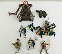 PAPO SCHLEICH toy knights figures soldiers job lot
