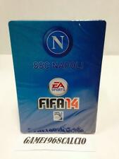 FIFA 14 Steelbox Steelbook Napoli PS3 Xbox 360 PC NEU Metallic Box Exclusive