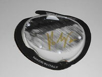 Roberto Rolfo Race Worn Moto GP Knee Slider Signed 2.