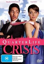 Quarter Life Crisis DVD Russell Peters Maulik Pancholy Lisa Ray Katie Lowes