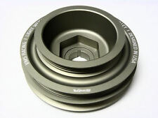 VMS Racing Light Weight Aluminum Crankshaft Pulley 99-00 Civic Si 94-01 Integra