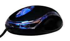 Premiertek 3D Color LED Optical Scroll Mouse PS 2+USB