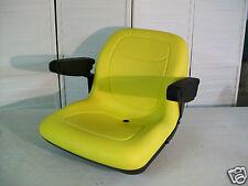YELLOW SEAT FITS JOHN DEERE COMPACT TRACTORS 2305 2320,2520, 2720  JD #LO