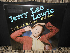 JERRY LEE LEWIS  UP THROUGH THE YEARS 1956-1963  180g Import  NEW