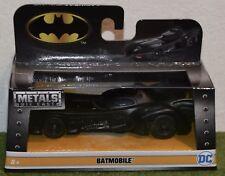 Die-Cast Jada échelle 1/32 1989 Batmobile 1989 Blockbuster Movie Batman