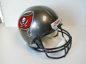 Tampa Bay Buccaneers NFL Full Size Riddell Display Helmet
