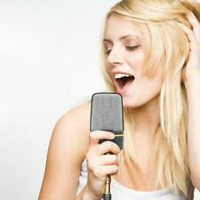 Professional 3.5mm Podcast Studio Microphone Mic for Skype Desktop PC
