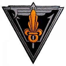 Ecusson / Patch 2eme REP 3eme Compagnie (Régiment Etranger Parachutistes)