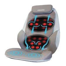 Homedics CBS-1000 MAX Shiatsu Full Back Shoulder Heat Deluxe Massager Chair