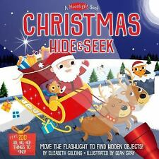 Moonlight Book - Christmas Hide-and-Seek by Dean Gray and Elizabeth Golding...