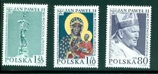 Poland 2000 Joint Issue with Vatican: John Paul II 80 Birthday MNH