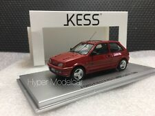 KESS MODEL 1/43 Ford Fiesta RS Turbo MKII Red 1989 Art. KE43015020