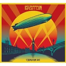LED ZEPPELIN - CELEBRATION DAY 2 CD LIVE HARD ROCK POP NEUF