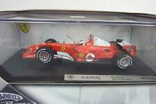 Hot Wheels 1:43 G9732 F1 Ferrari F2005 Rubens Barrichello #2 in OVP (A1347)