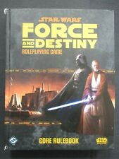 OEJ ~ Star Wars Roleplaying Game ~ Force and Destiny ~ Core Rulebook