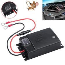 Ultrasonic Mouse Repeller For Car Vehicle Rat Rodent Pest Animal Deterrent &!