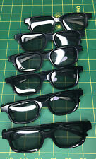 6 RealD Real D 3D Glasses 3D Movie Glasses *6 Pairs* New!