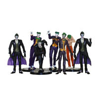 The Dark Knight The Joker Arkham Asylum PVC Action Figure Collectible Model Toy