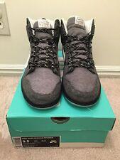 Nike SB Dunk High Premier Petoskey Charcoal Grey Ice Size 9.5