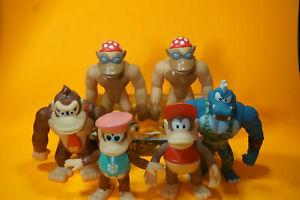 Takara Donkey Kong Lot Rare!